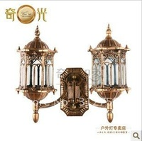 The outdoor the stud wall lamp balconies Continental  lighting outdoor terrace wall lights