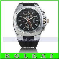 Man fashion sports watch  Adornment quartz male table   Wholesale male table v6