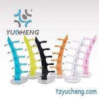 [YUCHENG]  cheap small acrylic countertop eyeglass display with free ship 3pcs/lot  Y073