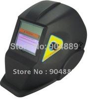 New hot selling  Li Battery+Solar auto darkening welding helmet/ mask/welding goggles for the welder operate the welding machine