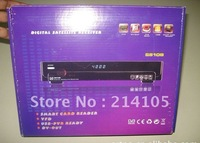 Free shipping AZ America S810b digital satellite receiver,s810B TV receiver Decoders on stock