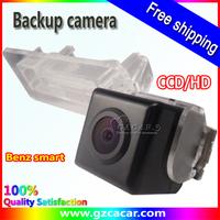 Free shpping Car Rear View Camera backup camera reversing camera for Benz smart