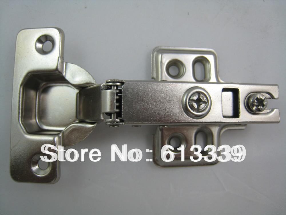 YD-612 Full overlay hydraulic adjustable cabient door hinge(China (Mainland))