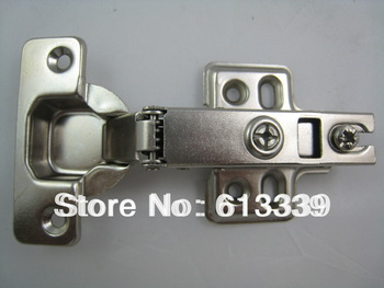 YD-612 Full overlay hydraulic adjustable cabient door hinge