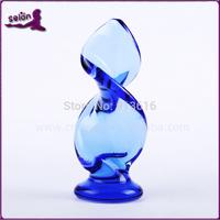 Glass Dildo Sex Anal Plug Toys