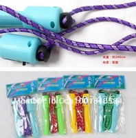 Free shipping wholesale Automatic counting rope skipping / Digital jumping rope 56pcs/lot