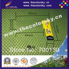 (ACC-YT7) yellow tag label air duct film for Epson Canon Lexmark Kodak ink cartridge air hole size 9# 17*55*39mm free shipping