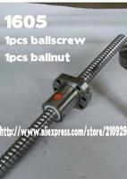Ball Screw SFU1605 L750mm