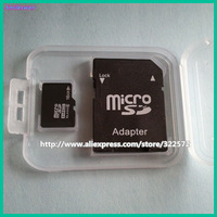 Wholesales- 4GB 8GB 16GB 32GB micro sd card from manufacturer +Free adapter - free shipping