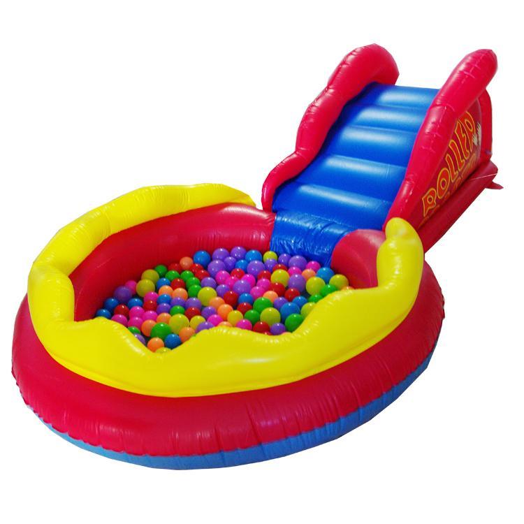 Xdq diaporama enfant int rieure piscine jeu gonflable for Piscina de bolas toysrus