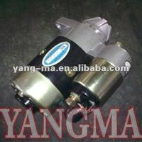 Air cooled 2/3/5/6kw diesel generator parts Starting motor