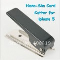 Free Shipping High Quality Brand New Standard Regular Sim Card to Nano Sim Card Cutter for iPhone 5  Hot Sale