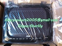 Original Brand new  ZTE  ZXA10 F620 GPON ONU With 4 ethernet ports and 2 voice ports apply to FTTH mode