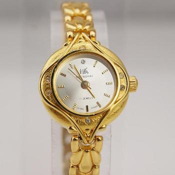 Shanghai Watch mechanical watch gold ladies watch bracelet watch