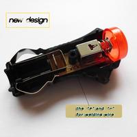 new design car cigarette lighter plug with fuse  switch  led indicator  5pcs/set