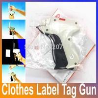 Garment Clothes Price label Tagging Gun, Machine +1000 Barbs +1 Extra Needle freeshipping