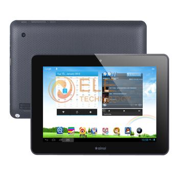 Quad core ainol novo 7 venus 7 inch IPS Android 4.1 1GB 16GB Novo7 Myth dual camera tablet pc