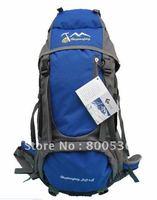 Outdoor spikeing mountaineering bag outdoor backpack travel bag 55 0913