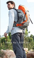 Mountaineering bag outdoor bag backpack travel bag travel bag male Women hiking bag