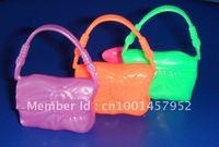 doll accessories, doll handbag, plastic bag, fashion handbag for 1/6 doll