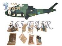FREE Shipping Coast Gaurd Agusta A-109/A109 Army fiber glass fuselage W/retracts&Parts -fuselage wholesale