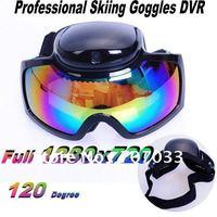 HD Full 720P Camera Skiing Goggles DVR Camcorder Recorder