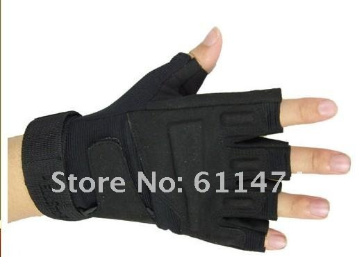 5 pairs Blackhawk half finger tactical gloves Men Military army half finger Gloves for Men(China (Mainland))