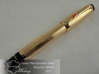14k Gold Luxurious Fountain/Gel Pen Boheme Series