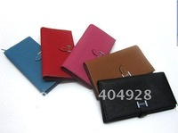 wholesale and retail 2012 fashion  women  original leather wallet H1114