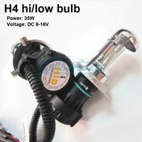Supernova Sales HID Xenon hi/lo bulb HID lamp Beam H4-3 /H13-3/ 9004-3 /9007-3 12V Color 4300K 5000K 6000K 8000K Free shipping