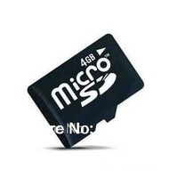 Free shipping 4GB MicroSD Micro SD HC Transflash TF CARD 4gb