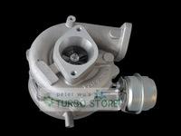 New GT2056V 767720  Turbocharger For NISSAN D40 Navara 2.5DI 2007-/Pathfinder 2.5DI 06-  YD25   YD25DDTi 2.5L 171HP with gaskets