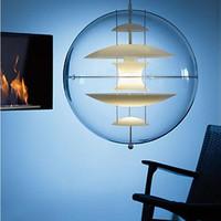 Dia 40cm Modern Design VP Globe Ball Pendant Lamp Lighting