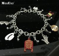 Free shipping michael jackson  Bracelet