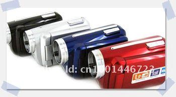 "LED FLASH LIGHT HD MINI CAMERA DV Cheap 1.8"" Kids Camera Camcorder Digital Video Camera DV139 +Best christmas Gift For kids"