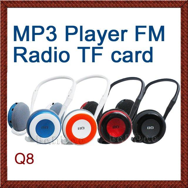 Наушники OEM hi/fi mp3/+ FM TF /q8 11pcs сверло oem 3 12v pcb 0 8