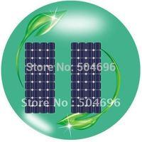 2X100W Solar Panel Module Monocrystalline total 200W,Free shipping,Grade A,Brand New !Solar Panel