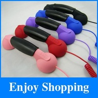 KK-T01S Wholesale 5pcs/lot Anti-Radiation Classic Retro computer phone handset