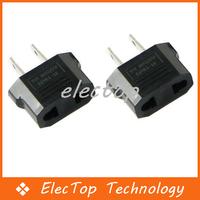 AC Power Plug Adapter for AU EUR Travel US USA 500pcs/lot Wholesale
