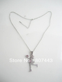Rhinestone alloy Girls necklace