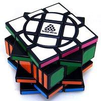 magic cube Super 336 witeden  super crazy 3x3x6 free air mail