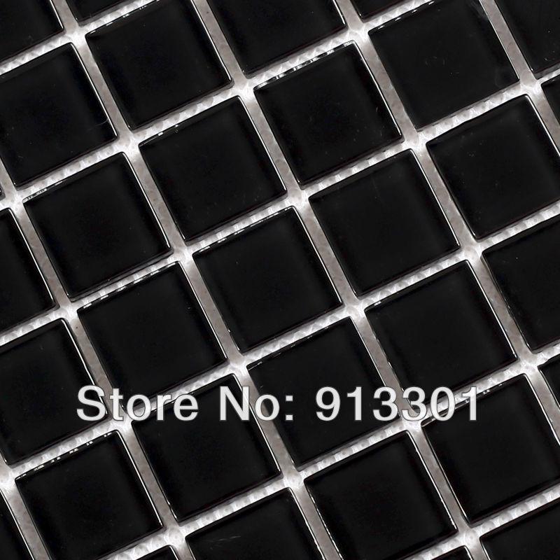 온라인 구매 도매 검은 유리 바닥 타일 중국에서 검은 유리 바닥 ...