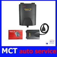 Professional Top-Rated Launch Super 16 Connector Super-16 Car Diagnostic Tool Free Shipping
