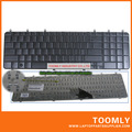 Original and brand new laptop keyboard for HP DV7 DV7-1000 Bronze US P/N 500843-001--free shipping