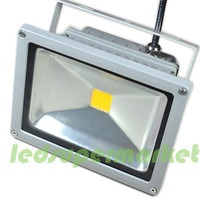 20W 12V Warm White LED Flood Light IP65 Projector