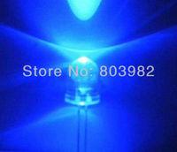 Alibaba manufacturer Blue 10MM round led(DIP Diodes)460-475nm 3.0-3.5V(CE&Rosh)