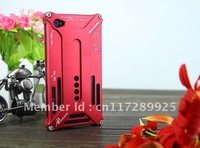 Arachnophobia Durable Aluminium Metal Bumper Cover Case for iphone 5 5g retail  free shipping