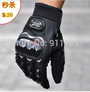 Pro - biker full refers to the locomotive gloves motorcycle gloves