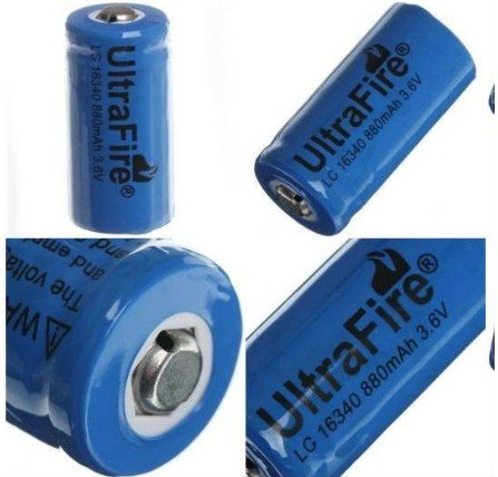 N Battery Rechargeable ultra fire rechargeable 3 7v