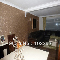 Hot Selling DERUN glitter wallpapers    S1001